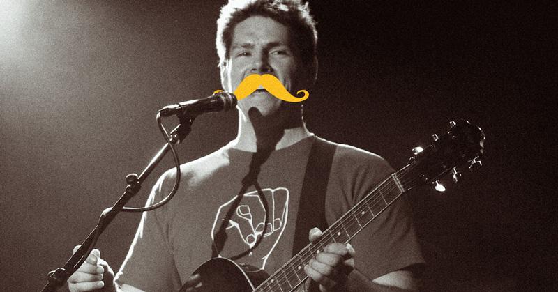 mike votava mustache bonanza