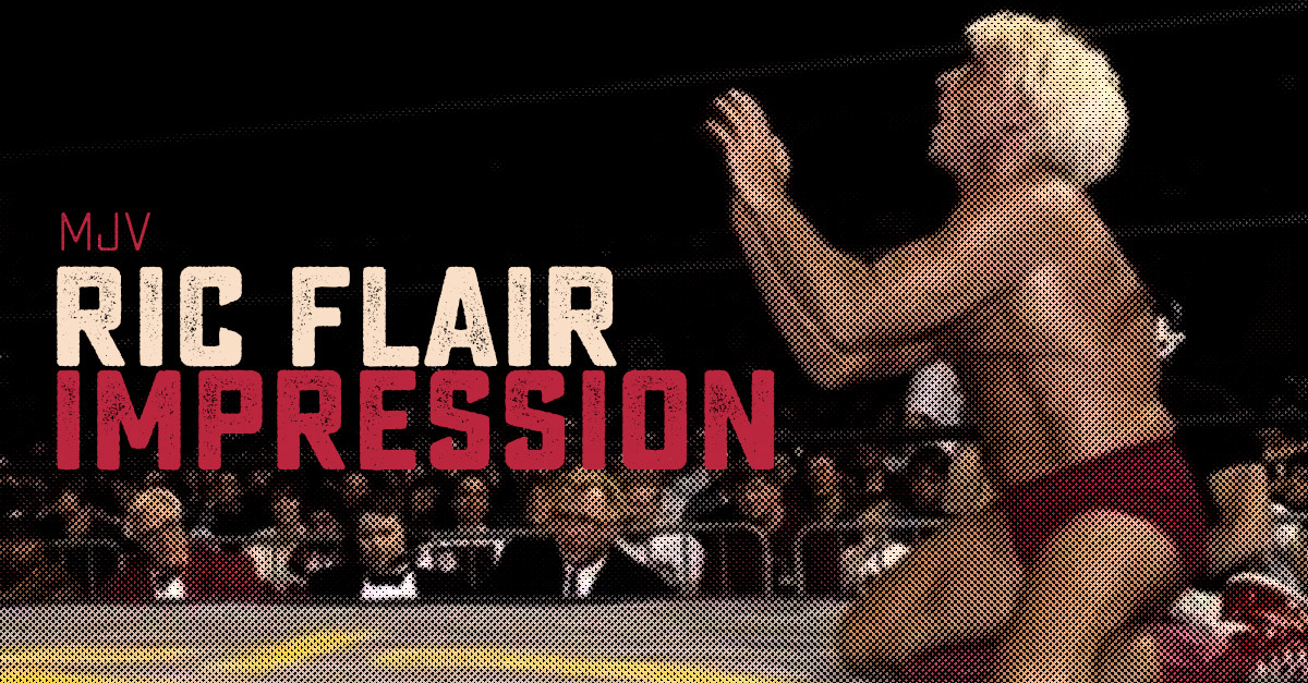 Ric Flair Impression